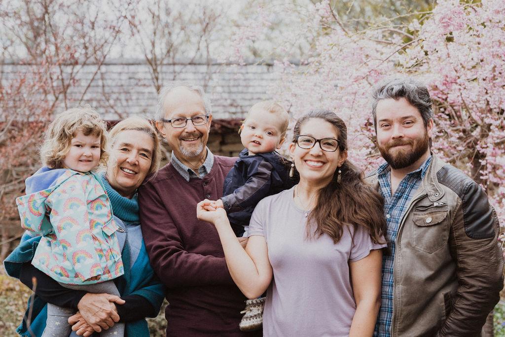 Doug Hickman and Family