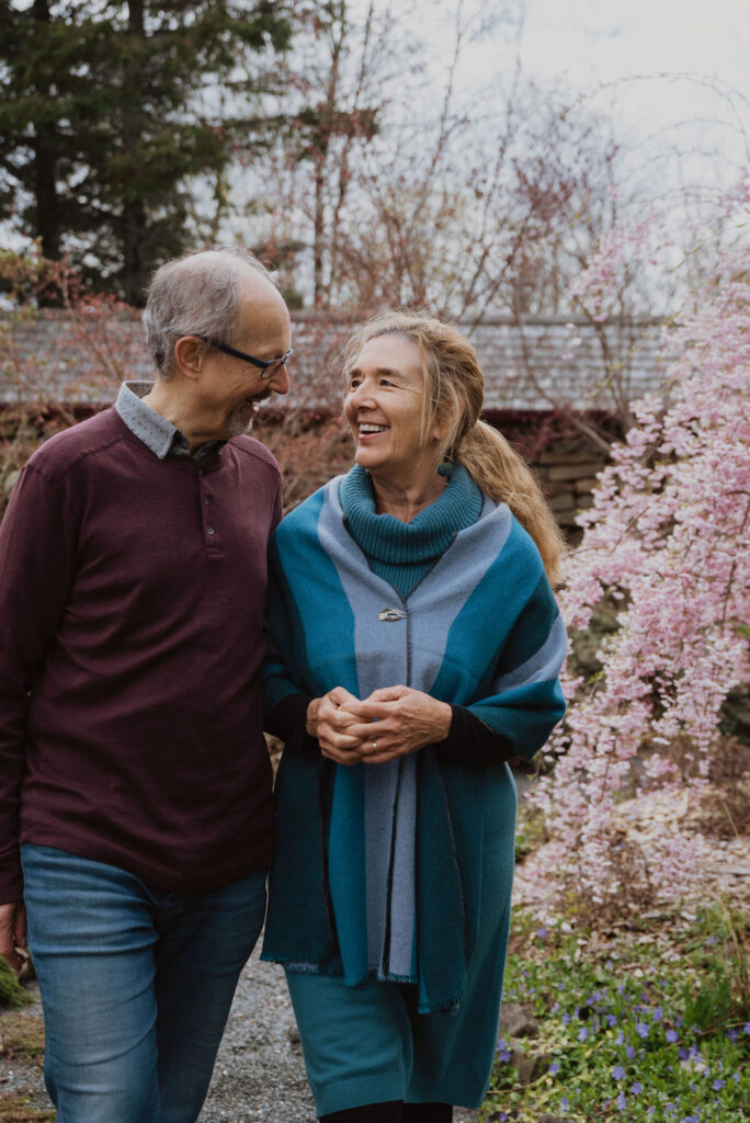 Doug and Pam
